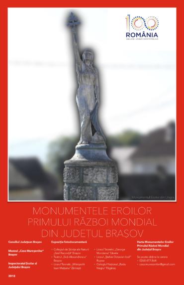 afis monumente eroi BUN